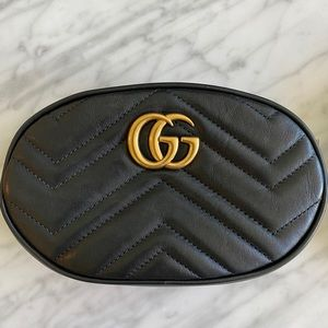 Gucci GG Marmont Belt Bag - Size 75